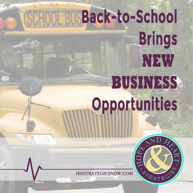 Back to School brings business