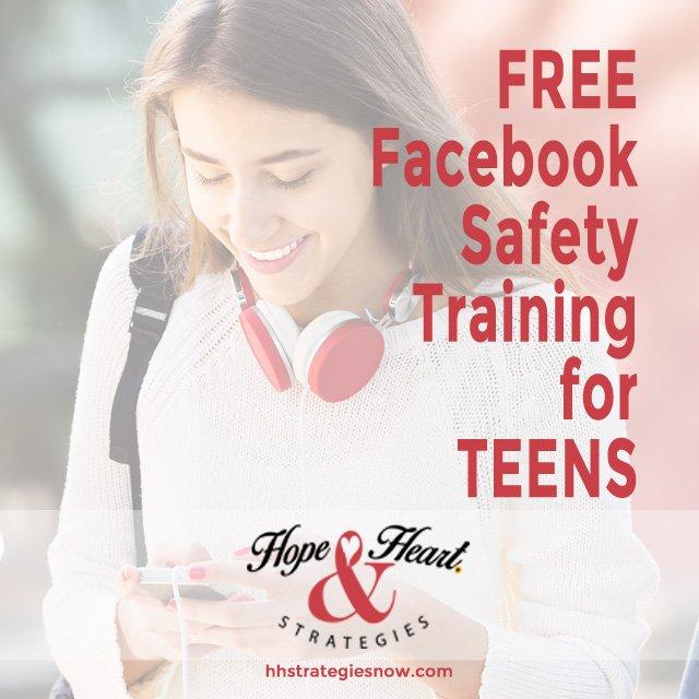 Facebook Safety Training